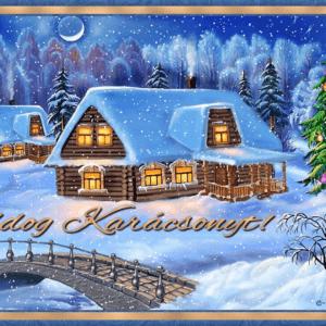 Karácsonyi függönyök,ágyneműk